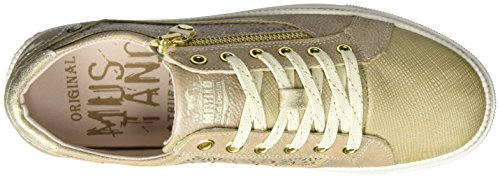 Damen Mustang Taupe Sneakers 301 1246 318 318 Braun ZHHq1dB