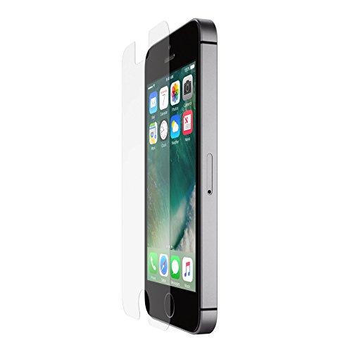 Belkin ScreenForce InvisiGlass Ultra Bildschirmschutzfolie (geeignet für iPhone SE, iPhone 5/5s/5c)