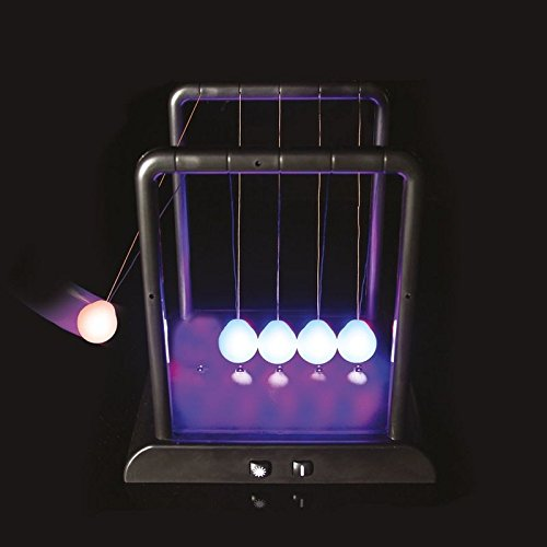 leuchtendes-burospiel-led-newton-pendel-led-newtons-pendel-burogadget-physik