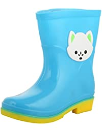 Willywinkies Girls Rubber Casual Boots