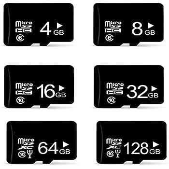 Tarjeta Micro SD y Mini SD y Tarjeta de Memoria 16 GB/32 GB/64 GB ...