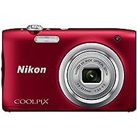 Nikon Coolpix A100 Appareil photo Compact 20 Mpix Rouge