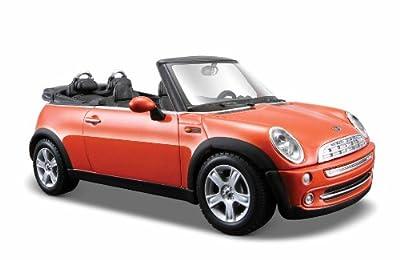 Maisto 31998 - Mini Cooper Cabrio 1:24, Farbig sortiert von Unbekannt