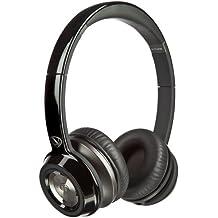 Monster NC MH NTU ON BK CU WW - Auriculares (jack de 3.5 mm, alámbricas) color negro