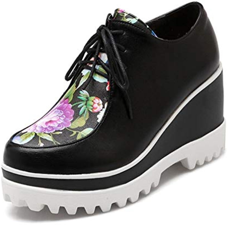 YSFU stivali Stivaletti da da da Donna Fashion Floral Lace Up Comodi Calzini da Donna Flat Antiscivolo Scarpe da Ginnastica...   acquisto speciale    Uomini/Donna Scarpa  948dd8
