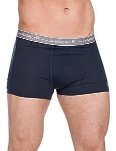 Jack Wolfskin Herren Unterwäsche Dry N Light Shorts Men, Night Blue, S, 1802831-1010002