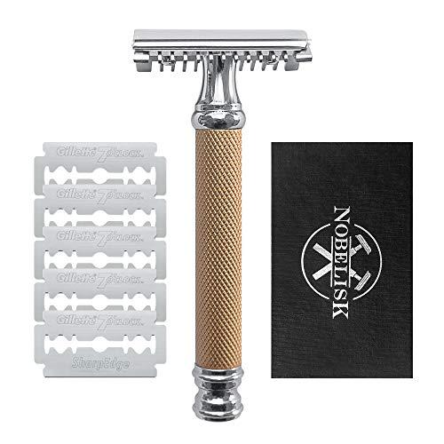 Afeitadora Nobelisk Premium 5 hojas afeitar | Afeitadora