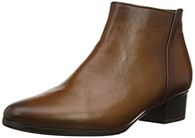 Gabor Shoes 95.600.22 Damen Kurzschaft Stiefel, Braun (sattel (Effekt)), 35.5 EU (3 Damen UK)