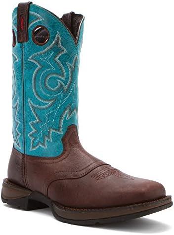 Durango Boots Pull-on Dwdb015 - Botas de Vaquero de Piel Hombre