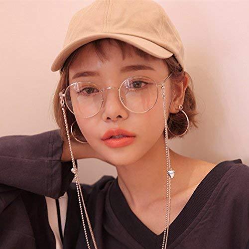 SCJ Phnom Penh weiblichen runden Brillengestell Gesicht ohne Make-up Absolute Maschine Augen weibliche weiche jüngere Schwester Mädchen ist anastigmatisch, zusammen mit Brille für Nahsicht zu ge