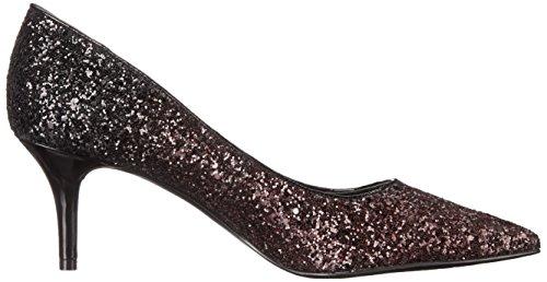 Nine West Margot pompa Dress sintetico Dark Red/Black