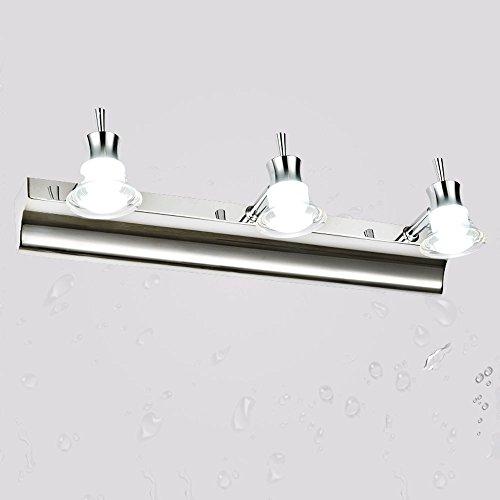Dreifach-bad-wandleuchte (Dreifach Kopf Verstellbare 9 Watt LED Wandleuchte Modernen Minimalistischen Schlafzimmer Wohnzimmer Bad Wandleuchte)