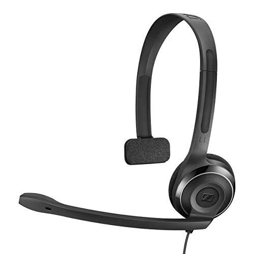 Sennheiser 504196 PC 7 USB Headset, schwarz