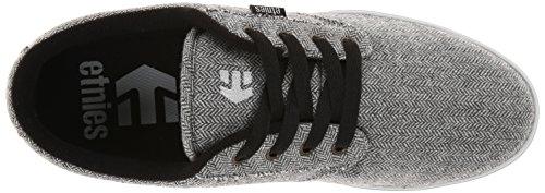 Etnies JAMESON 2 ECO Herren Skateboardschuhe grey/grey/black