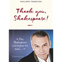 Thank you, Shakespeare ! (French Edition)