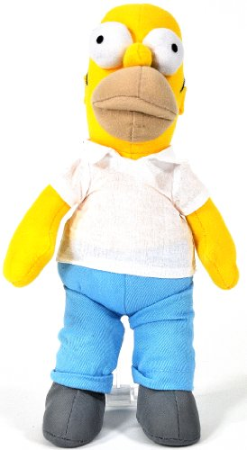 United Labels 1000182 – Plüschfigur Simpsons Homer - 3