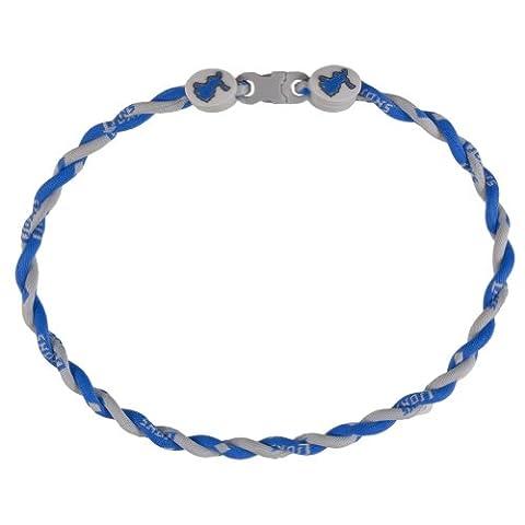 Detroit Lions - Logo Titanium Twist Necklace