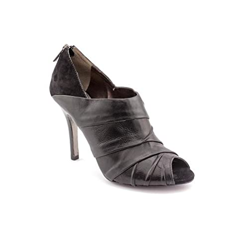 Isola Bade Black And Suede Women's Shoes Size:8M