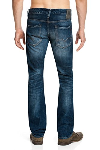 Replay - Jeans Droit - Homme Mehrfarbig (dirty vintage used)