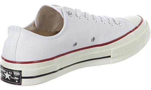 Converse Star 70 Ox Scarpa Bianco/Rosso/Nero