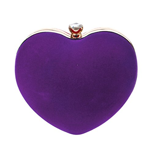 Meliya, Poschette giorno donna Purple 1