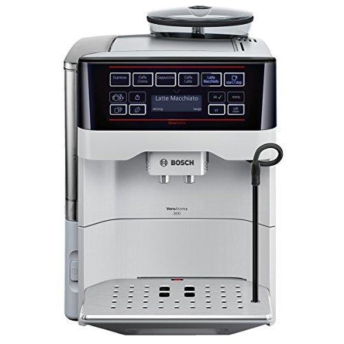 Bosch-TES60351DE-Kaffeevollautomat-VeroAroma-300-OneTouch-Zubereitung-1500-W-17-L-15-bar-Cappuccinatore-silber