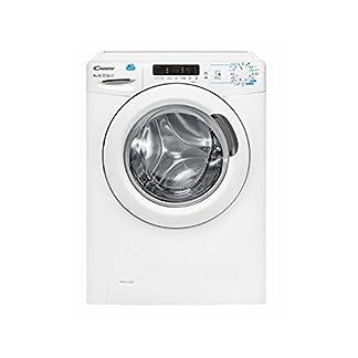 Candy-CSS-1282D3-S-Waschmaschine-freistehend-Frontlader-8-kg-1200-Umin-A-Wei