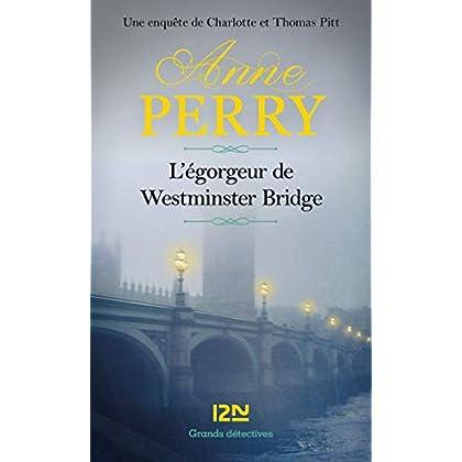 L'égorgeur de Westminster Bridge (Grands détectives t. 10)