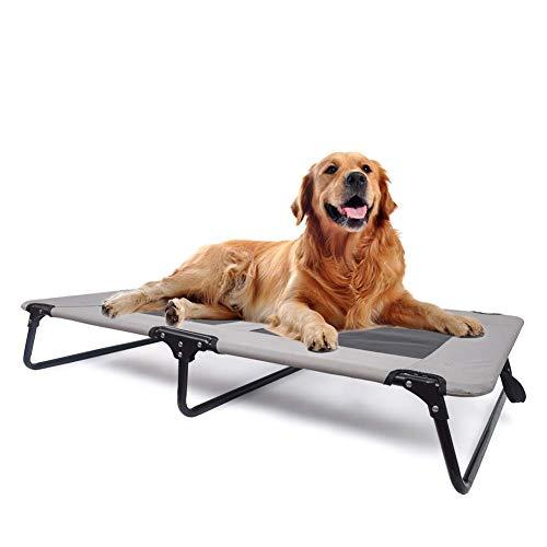 Hundeliege Hundebett Liegeplatz Hundesofa Haustierbett Hunde - in DREI Ausführungen für mittlere & große Hunde,L -