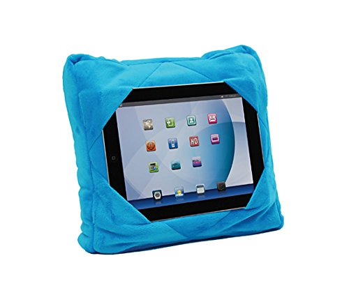 Multifunktionale 3 in 1 U-förmigen Nackenkissen klein Verformung Kissen/Nap Kissen Tablet PC Boden für Travel faltbar Auto-Kissen New himmelblau (Kids Shorts Mlb)