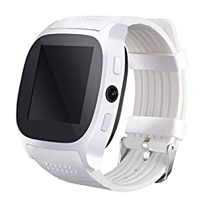 Oplon Smart Watch Fashion Sync SMS Support SIM TF Card For Phone With Camera Smartwatches