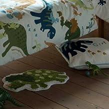 Catherine Lansfield Kids - Alfombra con diseño de dinosaurio