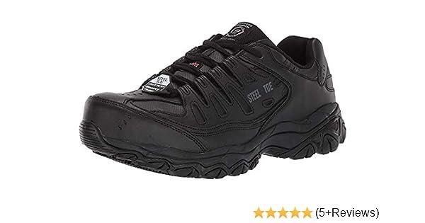 Steel Toe Mens Sneaker Oxford