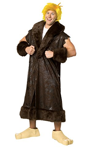 Rubie's Official Barney Rubble Costume - Standard or XL