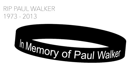 Rip Paul Walker pulsera * in Memory Of Paul Walker * The...
