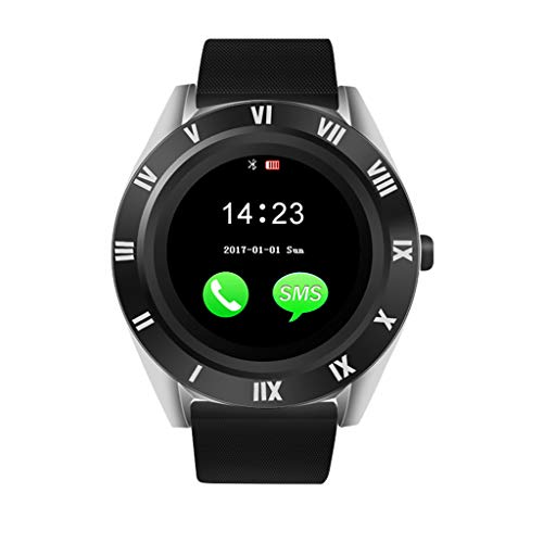 Huacat Kinder Smartwatch Multi-Funktions GPS Positionierung WiFi wasserdicht SOS Kinder Telefon Armband kann in Kartenanruf gesteckt Werden Armbanduhr