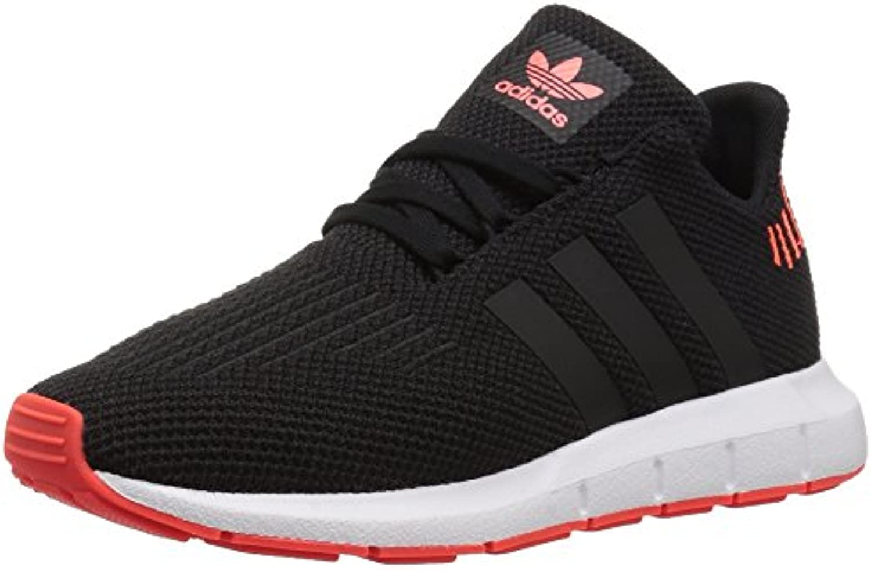 des chaussures adidas Noir originals unisexe swift Noir adidas  / solar rouge, 3,5 m us grand enfan t 873339