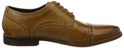 Rockport Style Purpose Cap Toe Tan, Brogues Homme Marron (Tan)