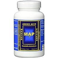 Master Amino Acid Pattern MAP Aminosäuren - Produziert von Prof. Moretti preisvergleich bei fajdalomcsillapitas.eu