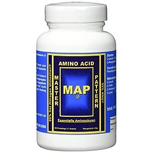 Master Amino Acid Pattern MAP Aminosäuren – Produziert von Prof. Moretti