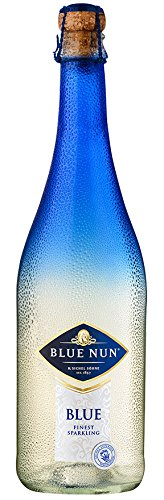 Blue Nun Blue Edition Finest Sparkling Wine Halbtrocken (1 x 0.75l)