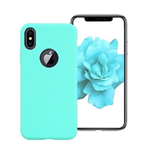 custodia iphone x gomma