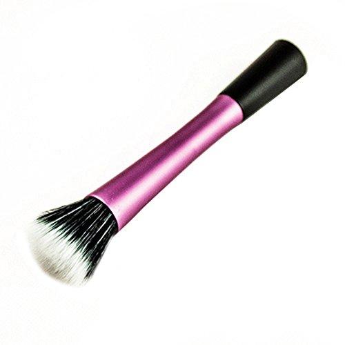 Blush Poudre Cosmétique Pointillé Pinceau Fond De Teint Outil De Maquillage Rouge Modèle1053