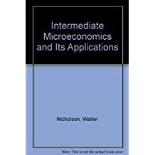 Intermediate Microeconomics and Its Applications