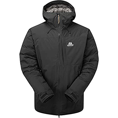 MOUNTAIN EQUIPMENT MENS TRITON JACKET BLACK (X-LARGE)