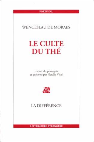 Culte du thé par de Wencesla Moraes