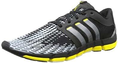 adidas adipure Motion M Running Shoes Mens Black Schwarz