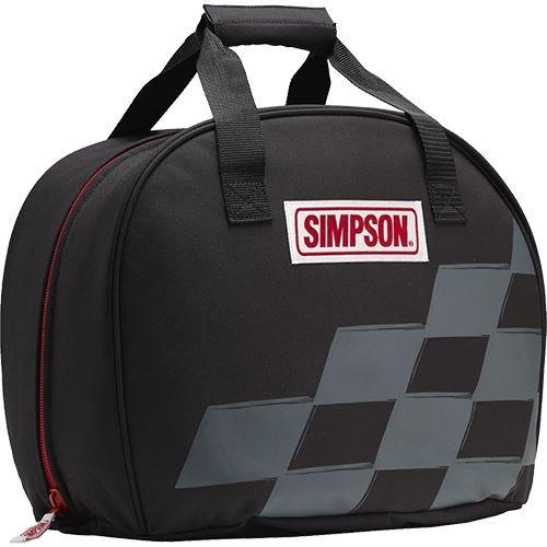 SIMPSON SPORT HELMET BAG FOR DIAMONDBACK SUPER BANDIT SPEEDWAY etc @ HELMET WORLD (Diamondback Sport)