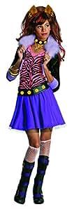 Rubie's 3 884788 M - Clawdeen Wolf Kind Kostüm, Größe M