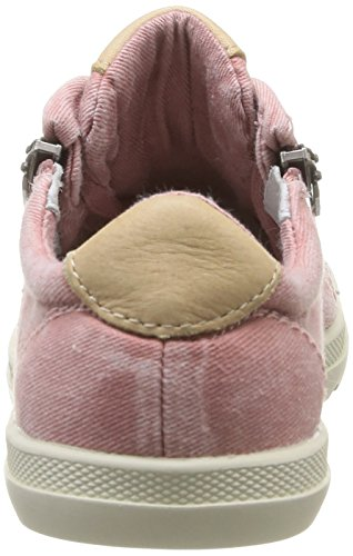 Palladium - Fabian, scarpe alte da ginnastica  da unisex ragazzi Rosa(Pink (Old Rose))